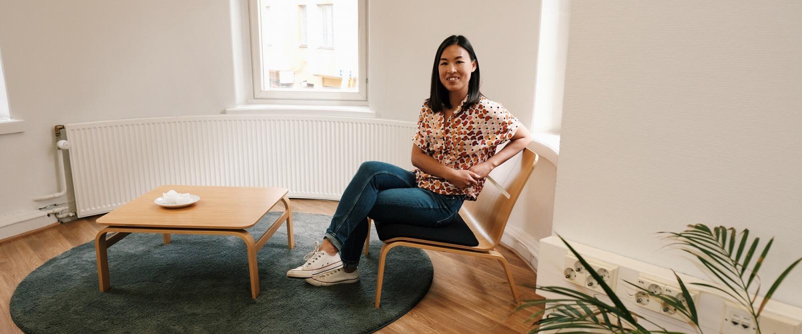 Sangre CFO Tiina Hong